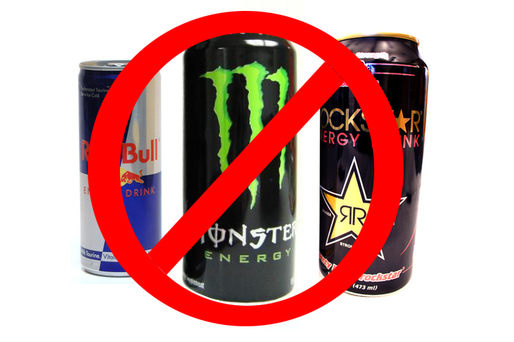 Energy Drinks Cause Stroke